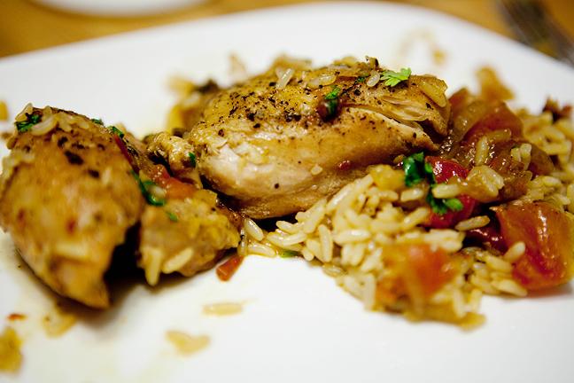 Chipotle chicken